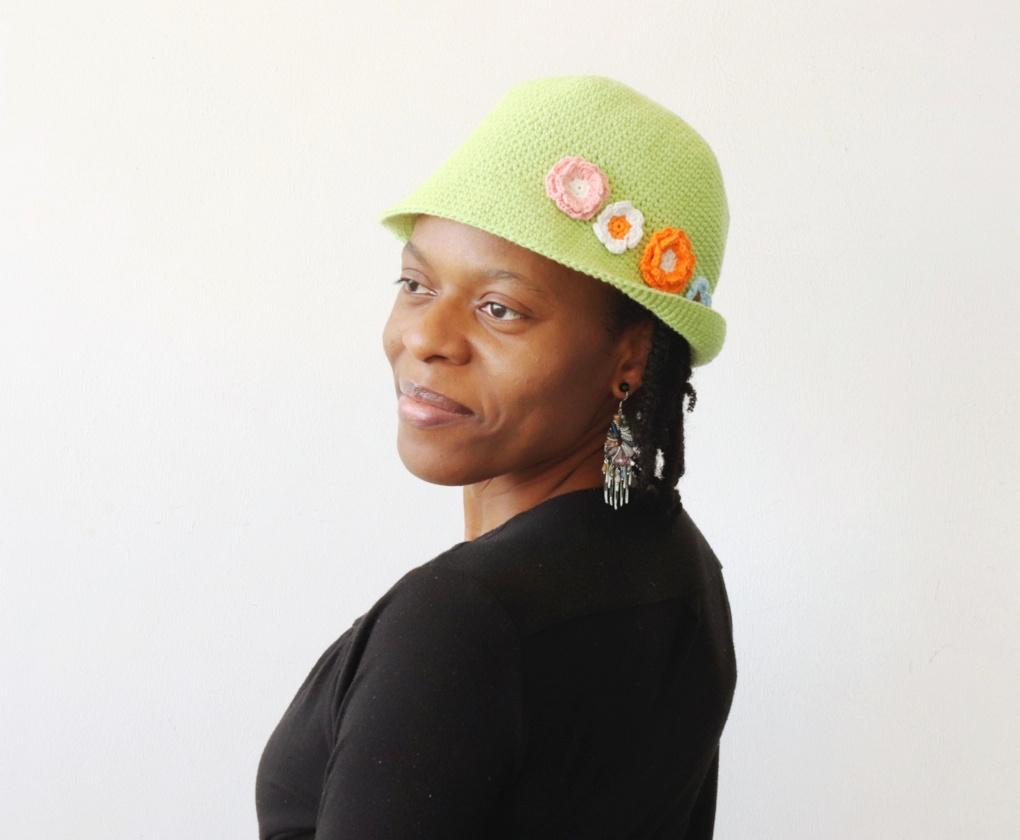 Bucket Hat beginner crochet pattern