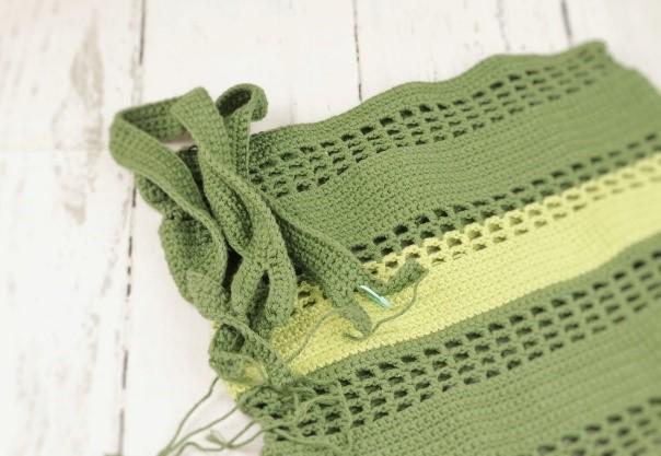 Eco friendly market bag-handles