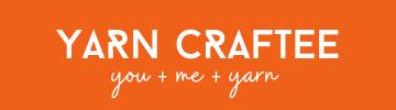 Yarn Craftee blog header