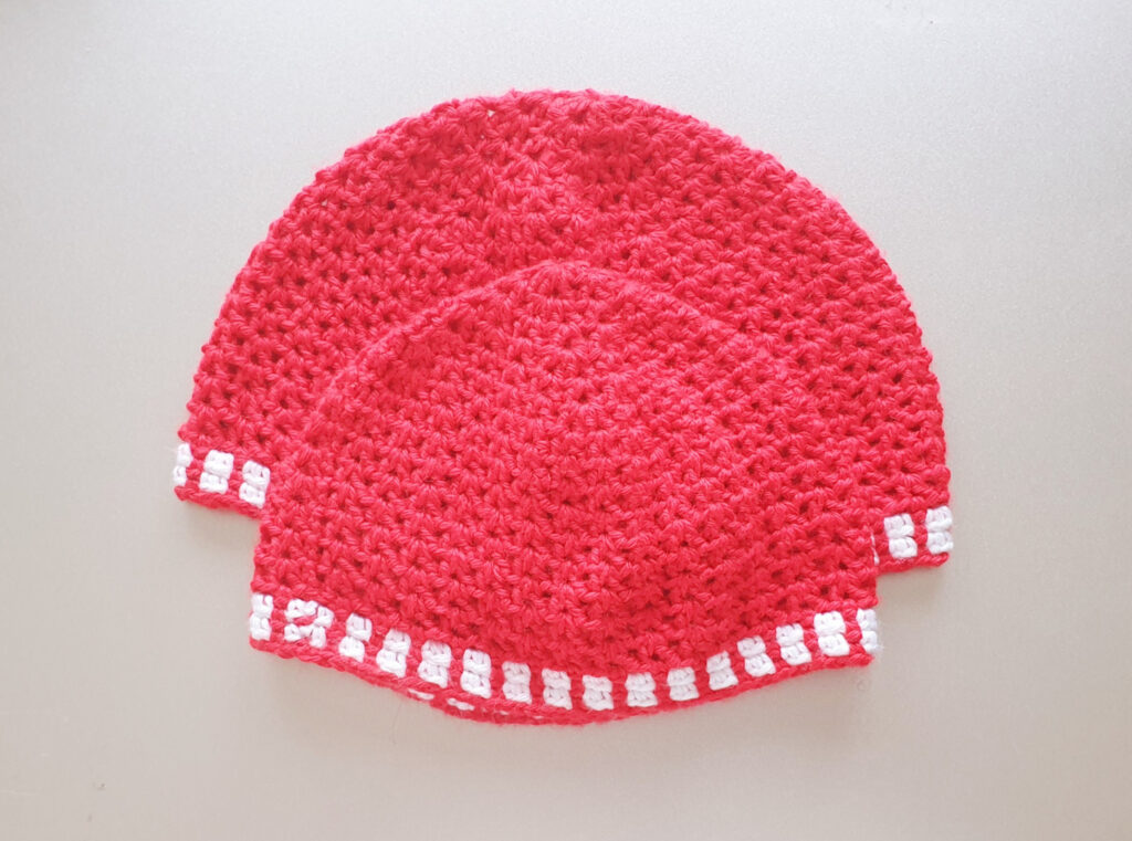 Vst Gender-Neutral Hat Crochet Pattern